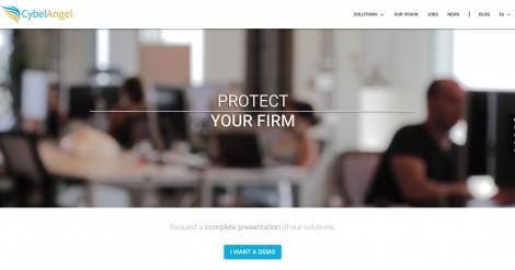 Startup <h3>CybelAngel</h3> France French Tech