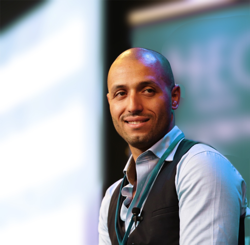 Portrait de Mohamed