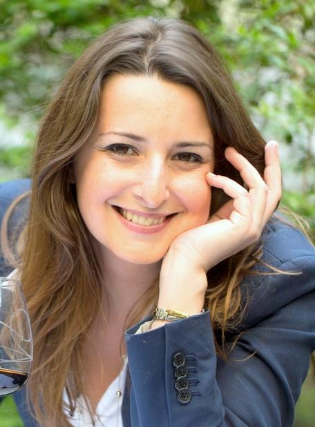 Portrait de Fabienne Neveux