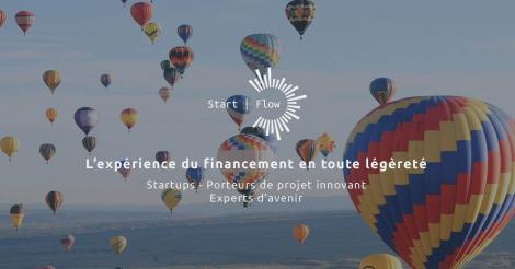 Startup <h3>StartFlow</h3> France French Tech