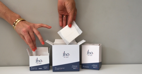 Startup <h3>jho.</h3> France French Tech
