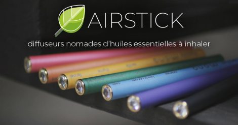 Startup <h3>Airstick</h3> France French Tech