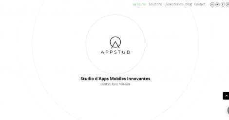 Startup <h3>Appstud</h3> France French Tech