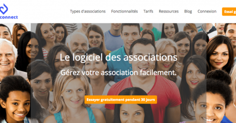 Startup <h3>AssoConnect</h3> France French Tech