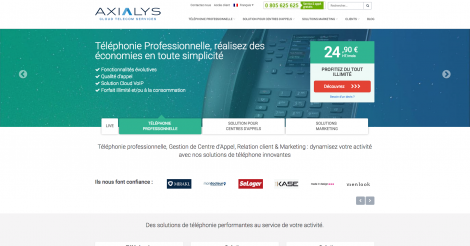Startup <h3>Axialys</h3> France French Tech