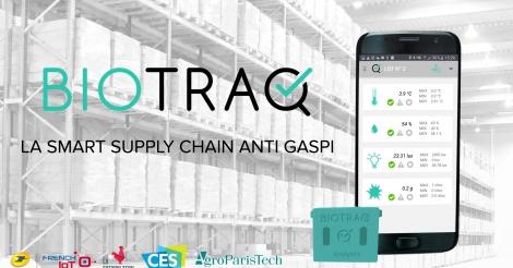 Startup <h3>BIOTRAQ</h3> France French Tech