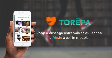 Startup <h3>TORÉPA</h3> France French Tech