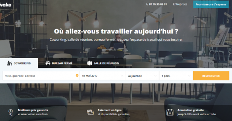 Startup <h3>Beewake</h3> France French Tech