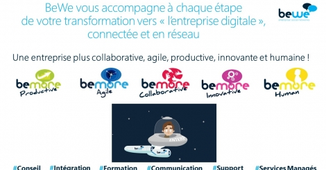 Startup <h3>BeWe</h3> France French Tech