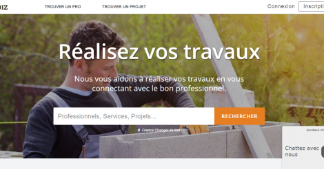 Startup <h3>Buildiz</h3> France French Tech