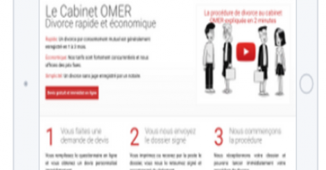Avocat Omer Divorcer En Un Clic Startup France Paris île De France