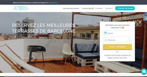 Startup <h3>Atiko.co</h3> France French Tech