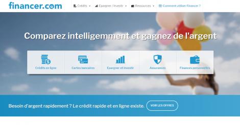 Startup <h3>Financer.com</h3> France French Tech