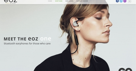Startup <h3>EOZ AUDIO</h3> France French Tech