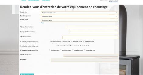 Startup <h3>Mon Entretien De Chaudière </h3> France French Tech