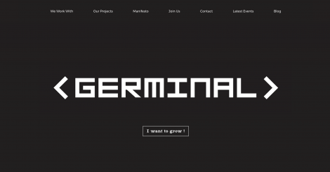Startup <h3>Germinal</h3> France French Tech