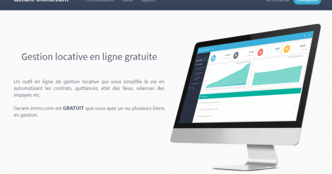 Startup <h3>gerant-immo</h3> France French Tech