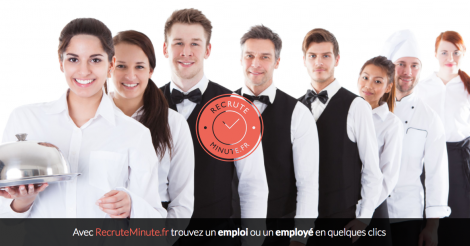 Startup <h3>Recrute Minute</h3> France French Tech