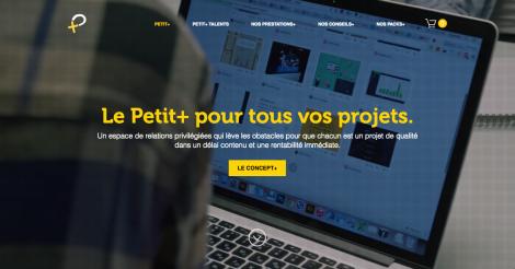 Startup <h3>Petitplus™ </h3> France French Tech