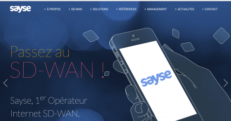 Startup <h3>SAYSE</h3> France French Tech