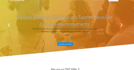 Startup <h3>OSCARh</h3> France French Tech