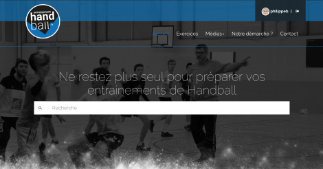 Startup <h3>Entrainement Handball</h3> France French Tech