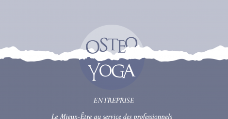 Startup <h3>OSTEO YOGA</h3> France French Tech