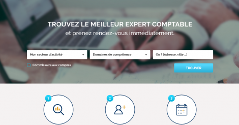 Startup <h3>Meilleur-Expert-Comptable.fr</h3> France French Tech