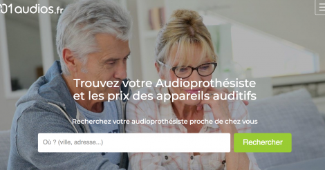 Startup <h3>1001audios</h3> France French Tech