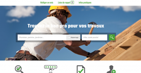 Startup <h3>VraimentPro</h3> France French Tech