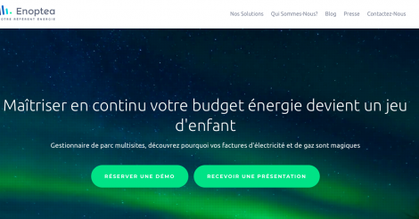 Startup <h3>Enoptea </h3> France French Tech