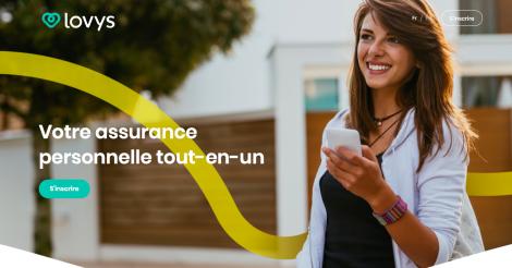 Startup <h3>Lovys</h3> France French Tech