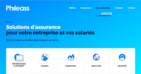 Startup <h3>Phileass</h3> France French Tech
