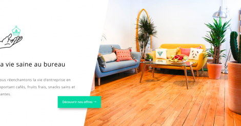 Startup <h3>Wildesk</h3> France French Tech