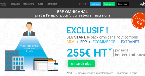 Startup <h3>Blg Cloud</h3> France French Tech