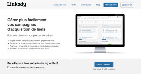 Startup <h3>Linkody</h3> France French Tech