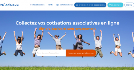Startup <h3>MaCotisation</h3> France French Tech