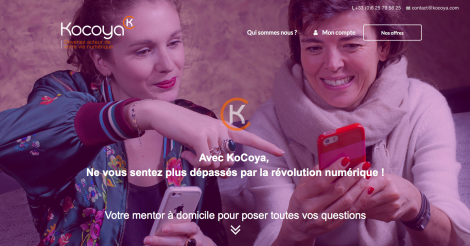 Startup <h3>Kocoya</h3> France French Tech