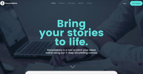 Startup <h3>Storymakers</h3> France French Tech