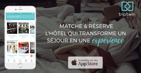 Startup <h3>Triptwin</h3> France French Tech