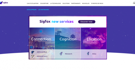 Startup <h3>Sigfox FZE</h3> France French Tech