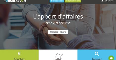 Startup <h3>TouchetaCom</h3> France French Tech