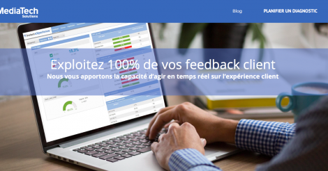 Startup <h3>MediaTech Solutions</h3> France French Tech