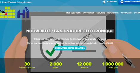 Startup <h3>H2I</h3> France French Tech