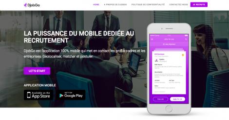 Startup <h3>DjobGo</h3> France French Tech