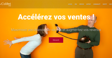 Startup <h3>Colibri Advanced Solutions</h3> France French Tech