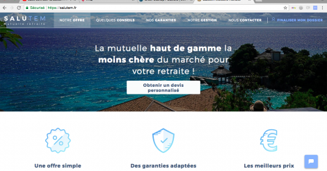 Startup <h3>Salutem </h3> France French Tech