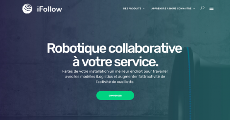 Startup <h3>IFollow </h3> France French Tech