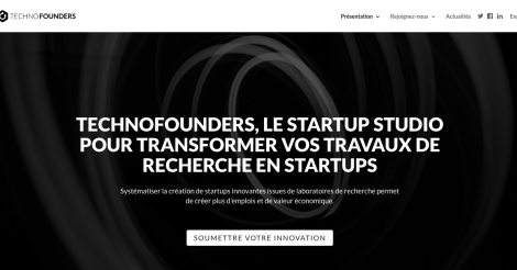 Startup <h3>Technofounders</h3> France French Tech