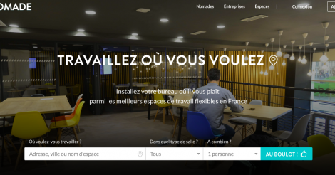 Startup <h3>Neo-nomade</h3> France French Tech